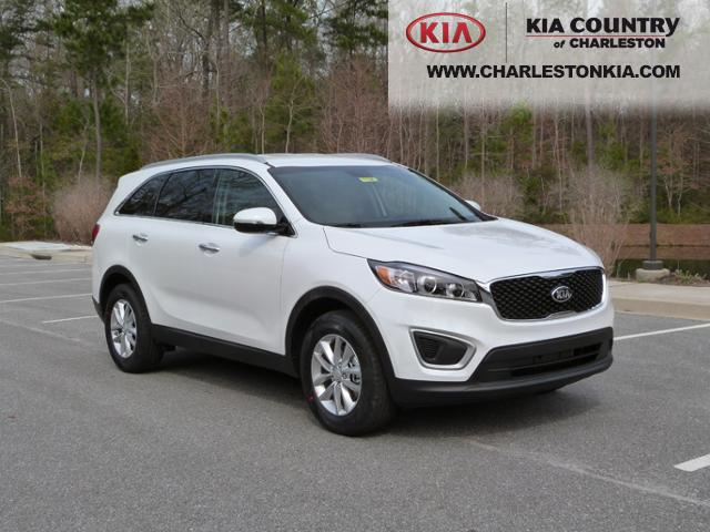 new 2016 kia sorento fwd 4dr 2 4l lx sport utility in charleston sr12473 kia country of. Black Bedroom Furniture Sets. Home Design Ideas